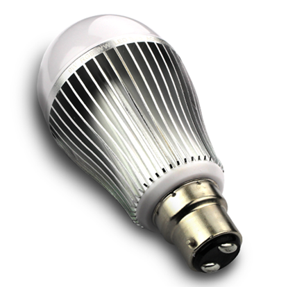 Picture of 2.4G B22 9W Wireless Milight Dimmable RGB/Warm White LED Light Expansion Bulb Lamp (Bayonet)